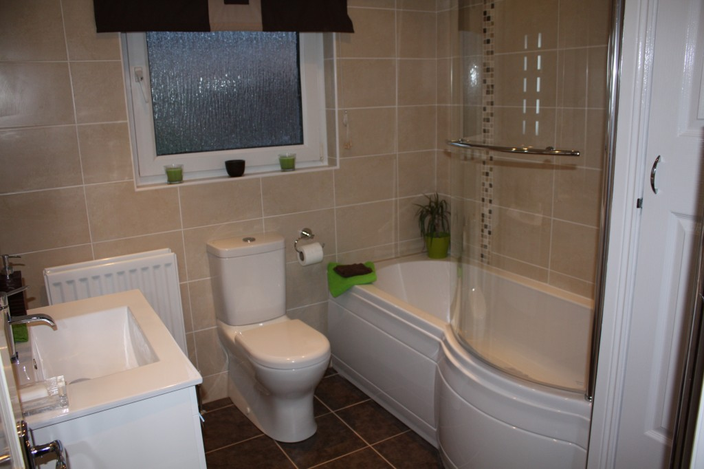 Gallery graham wallace plumbing and heating ltd for 0 bathroom installation